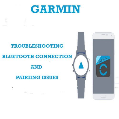 Garmin bluetooth issues